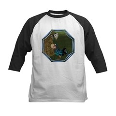 LBB - Asleep in the Hay! Kids Baseball Jersey