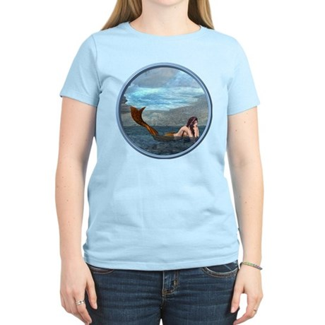 The Little Mermaid Women's Light T-Shirt