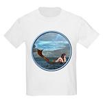 The Little Mermaid Kids Light T-Shirt