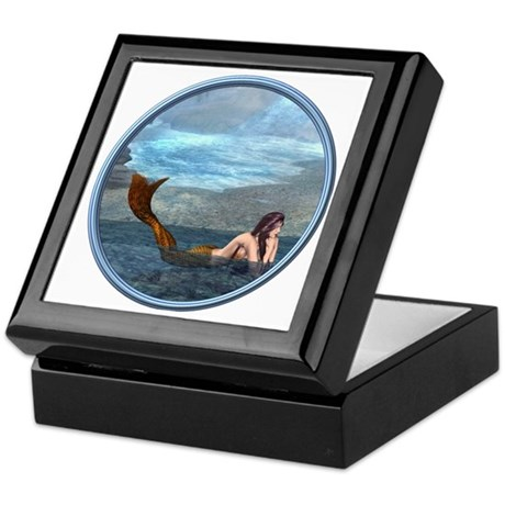 The Little Mermaid Keepsake Box