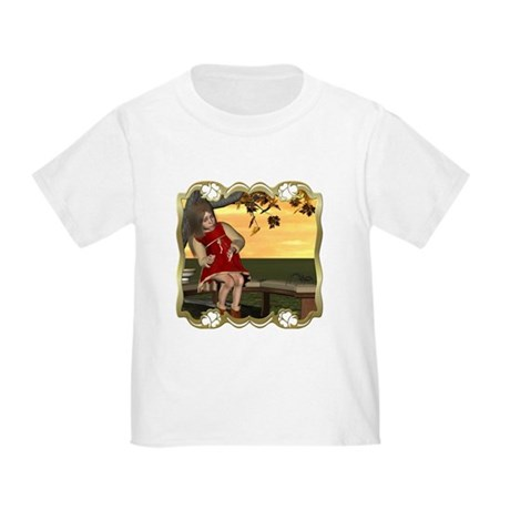Little Miss Muffet Toddler T-Shirt
