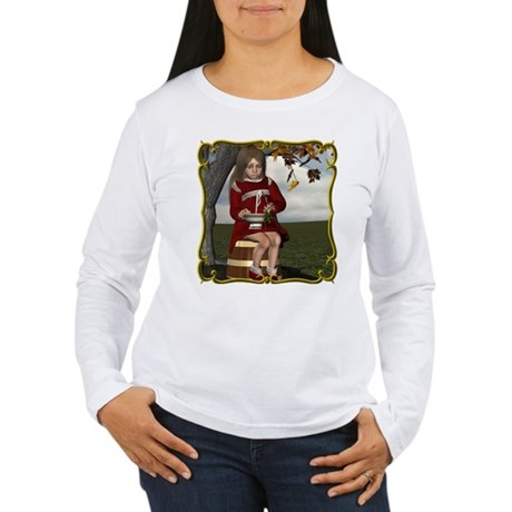 Little Miss Tucket Women's Long Sleeve T-Shirt