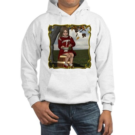 Little Miss Tucket Hooded Sweatshirt