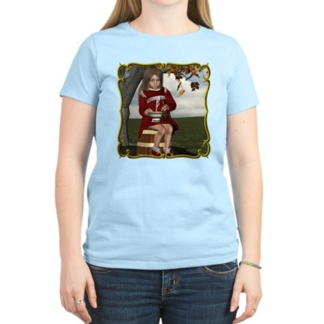 Little Miss Tucket Women's Light T-Shirt
