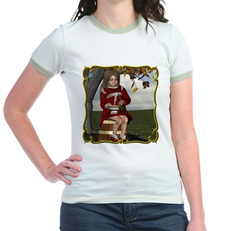 Little Miss Tucket Jr. Ringer T-Shirt