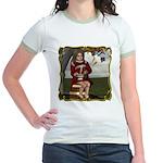 Little Miss Tucket Jr. Ringer T-Shirt
