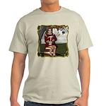 Little Miss Tucket Light T-Shirt