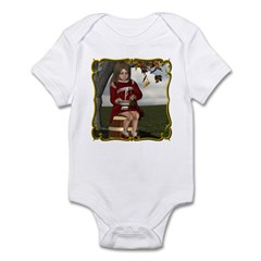 Little Miss Tucket Infant Bodysuit