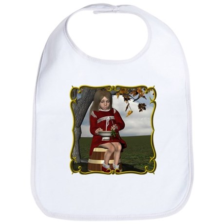 Little Miss Tucket Bib