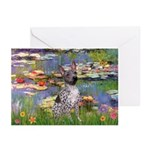 Lilies2-Am.Hairless T Greeting Cards (Pk of 20)