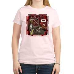 The Little Red Hen Women's Light T-Shirt