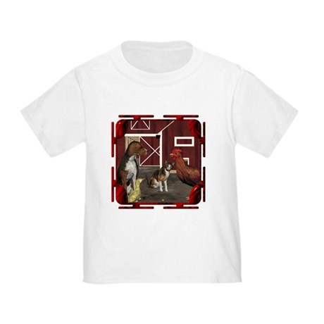 The Little Red Hen Toddler T-Shirt