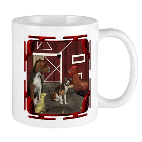 The Little Red Hen Mug