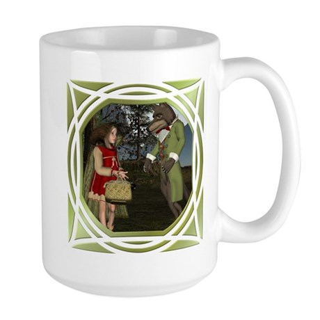 LRR - In the Forest Large Mug
