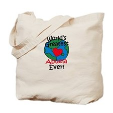 World's Greatest Abuela Tote Bag