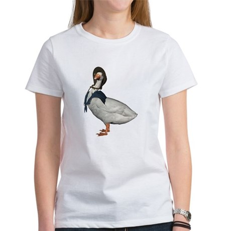 Mother Goose (The Goose) Women's T-Shirt
