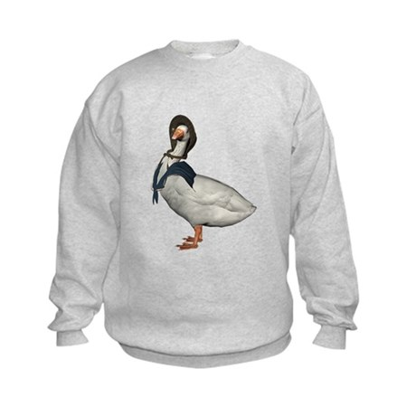 Mother Goose (The Goose) Kids Sweatshirt