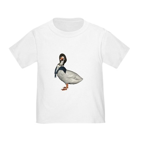 Mother Goose (The Goose) Toddler T-Shirt