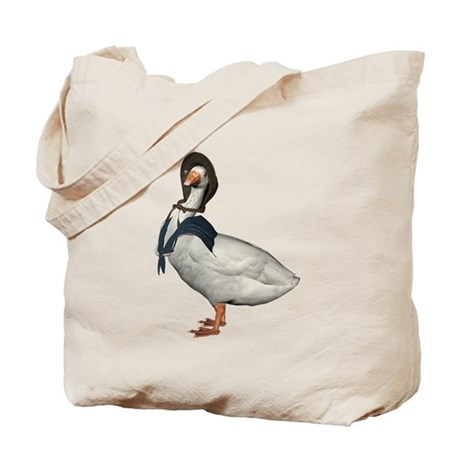 Mother Goose (The Goose) Tote Bag