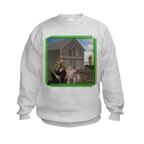 Old MacDonald Kids Sweatshirt