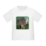 Old MacDonald Toddler T-Shirt