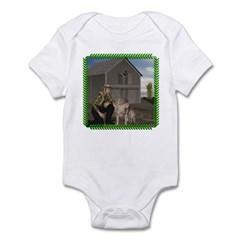 Old MacDonald Infant Bodysuit