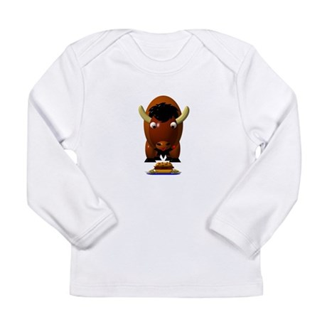 Pease Porridge Hot Women's Long Sleeve T-Shirt