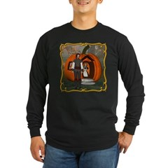 Peter, Peter Long Sleeve Dark T-Shirt