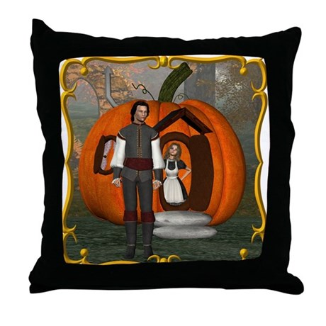 Peter, Peter Throw Pillow
