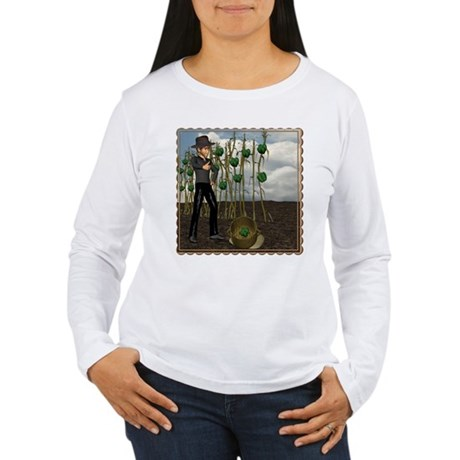 Peter Piper Women's Long Sleeve T-Shirt