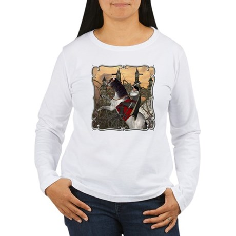 Prince Phillip Women's Long Sleeve T-Shirt