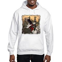 Prince Phillip Hooded Sweatshirt