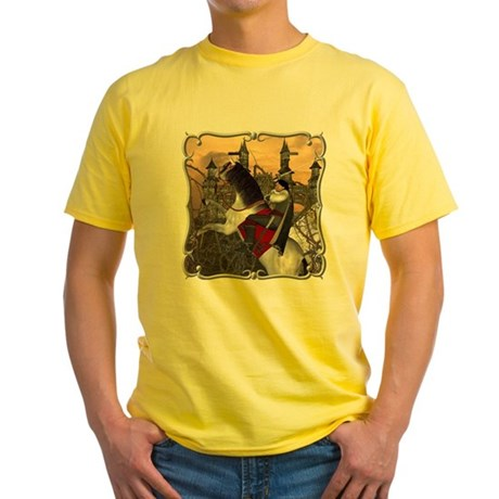 Prince Phillip Yellow T-Shirt