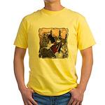 Prince Phillip Yellow T-Shirt