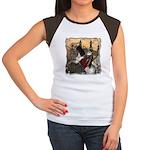 Prince Phillip Women's Cap Sleeve T-Shirt