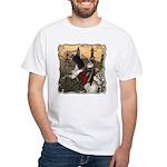Prince Phillip White T-Shirt