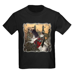 Prince Phillip Kids Dark T-Shirt