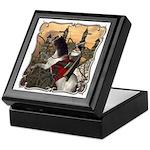 Prince Phillip Keepsake Box