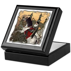 Prince Phillip Keepsake Box