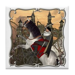 Prince Phillip Tile Coaster