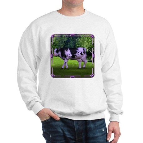 The Purple Cow Sweatshirt
