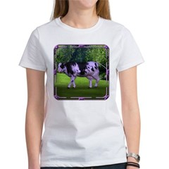 The Purple Cow Women's T-Shirt