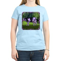 The Purple Cow Women's Light T-Shirt