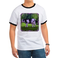The Purple Cow Ringer T