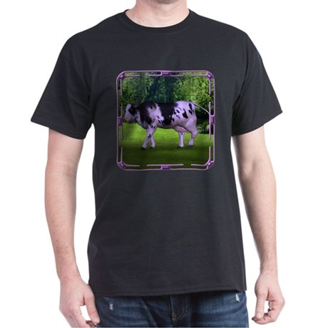 The Purple Cow Dark T-Shirt