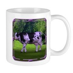 The Purple Cow Mug