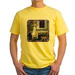 Pussycat, Pussycat Yellow T-Shirt