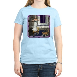 Pussycat, Pussycat Women's Light T-Shirt
