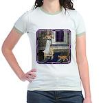Pussycat, Pussycat Jr. Ringer T-Shirt