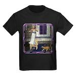 Pussycat, Pussycat Kids Dark T-Shirt